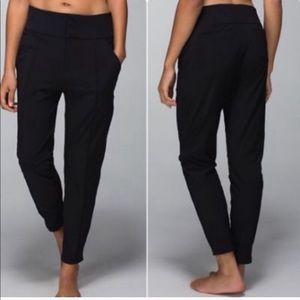 Lululemon Departure Travel Pant Trousers